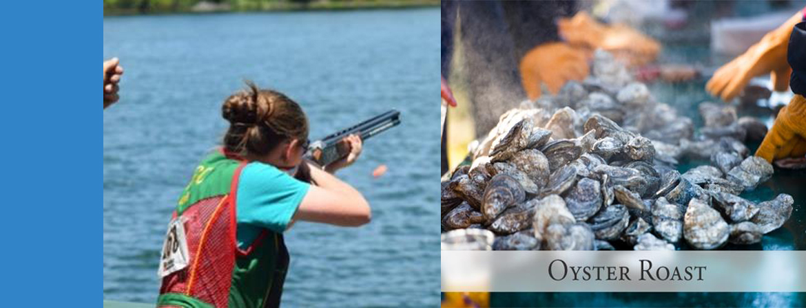 2018 Clays Tournament & Oyster Roast