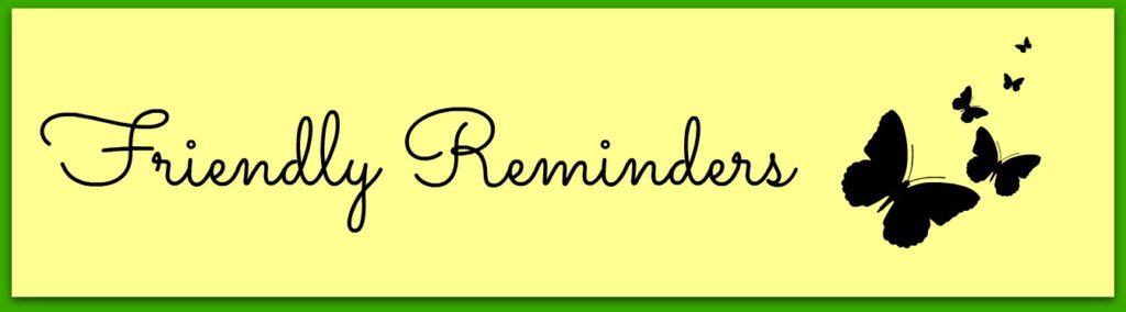 Image result for reminders