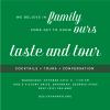 Taste & Tour October 24th