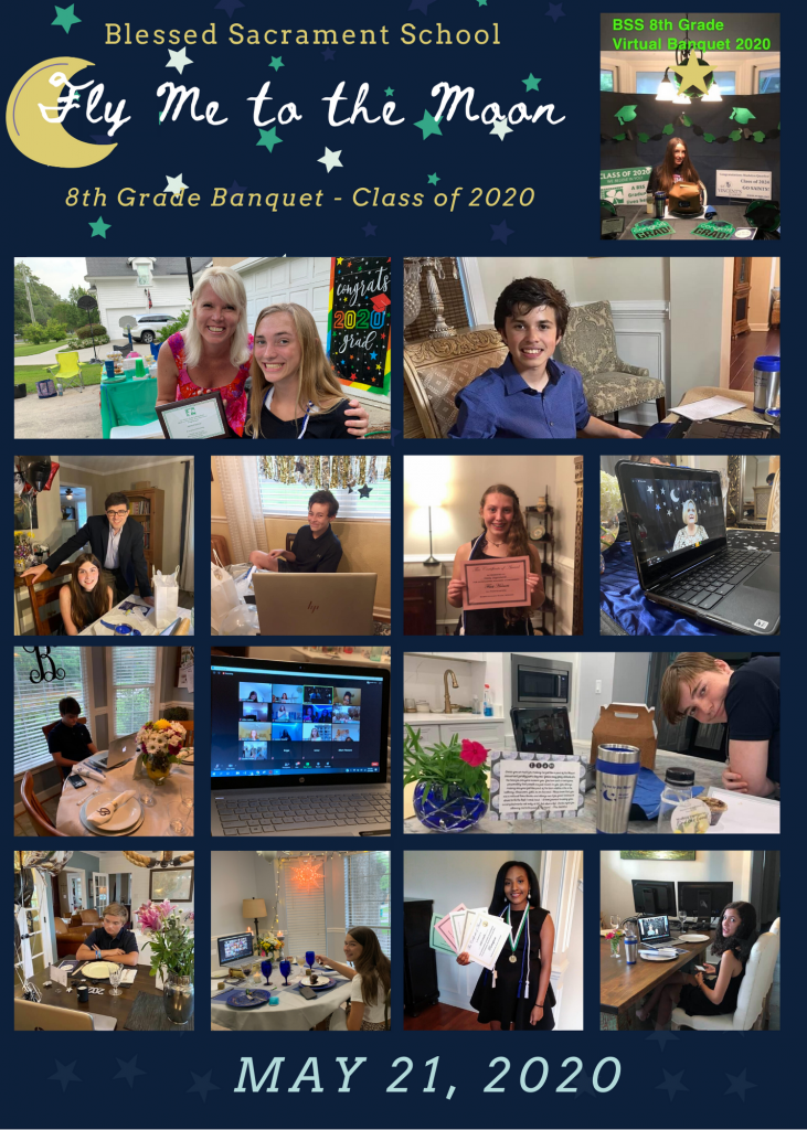 Many thanks to all who made it happen, especially the amazing duo of Erika Torres-Espino and Katie Brunson. Also, special thanks to Mrs. Kaluzne, Ms. Pinckney, Mr. Ronald King, Ms. Phillips, Mrs. Willoughby, Mr. Williams, Dr. Ghaleb, the seventh grade presenters, the eighth grade teachers, Ms. Paradise, and Mrs. Gill, and all the many support staff