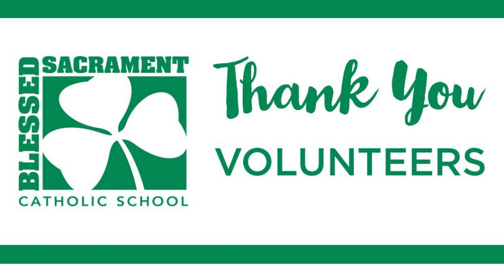 As we wrap up the school year, we'd like to send a special thank you to all of the volunteers who support our school throughout the year. School Board, Home & School, Fundraising Chairs, Committee Chairs, Room Parents, Lunchroom Parents, Coaches ... the list of amazing BSS volunteers goes on and on!