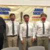 National Junior Honor Society Installs New Officers
