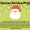2020 Christmas Project