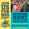 BSS Night with the Bananas, May 27th